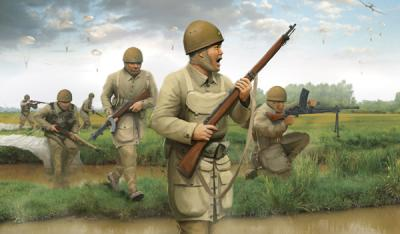 M120 - Imperial Japanese Army Paratroopers 1/72