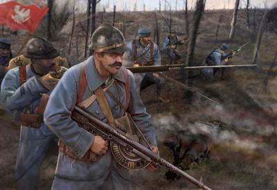M130 - Polish Infantry WWI 1/72