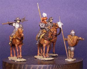 swiss-001 - Cavalerie Suisse à Nancy en 1477 1/72