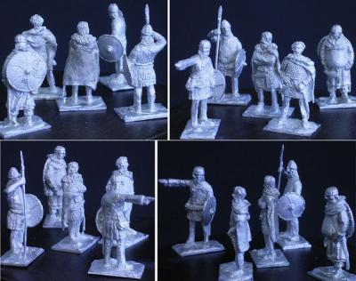 MA-SAX-001 - Looking for Norsemen 1/72