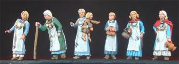 ma-vik-018 Femmes Vikings 1/72