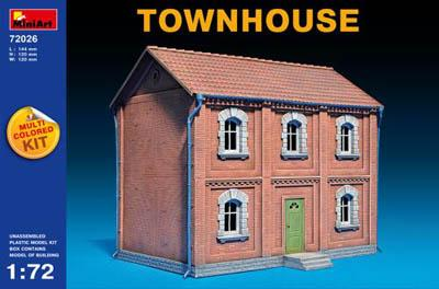 72026 - Townhouse (European) 1/72