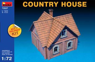 72027 - Country House (European) 1/72