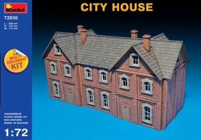 72030 - City House (European) 1/72