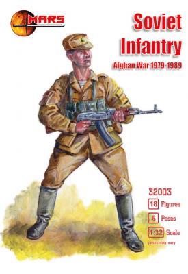 32003 - Soviet infantry Afghan war 1979 -1989