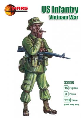 32006 - U.S. Infantry Vietnam