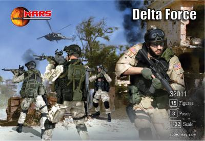 32011 - Delta Force figures