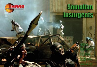 32012 - Somalian insurgents