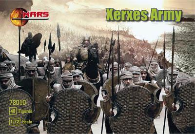 72010 - Xerxes Army 1/72