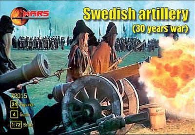 72015 - Swedish Artillery 1/72
