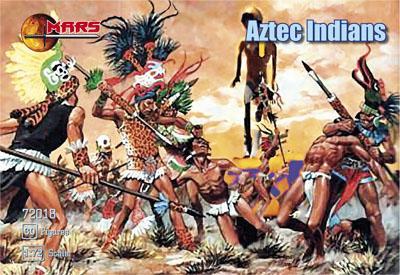 72018 - Aztec Warriors 1/72