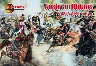 72021 - Napoleonic Austrian Uhlans 1/72