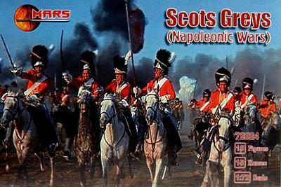 72024 - Napoleonic Scots Greys 1/72