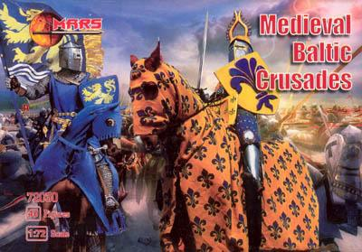 72030 - Medieval Baltic Crusades 1/72