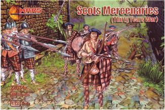 72034 - Thirty Years War Scots Mercenaries 1/72