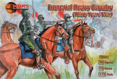 72041 - Thirty Years War Imperial Heavy Cavalry 1/72