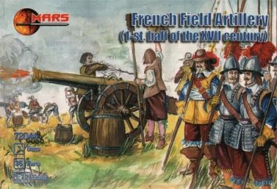 72044 - French Field Artillery 1/72