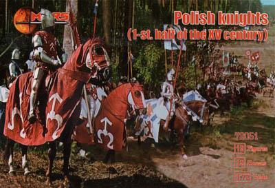 72051 - Polish Knights 1/72