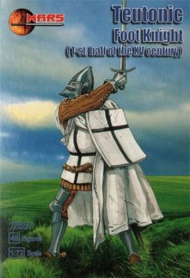 72057 - Teutonic Foot Knights 1/72