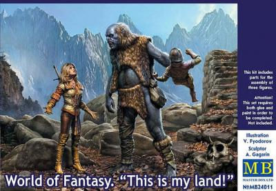 24011 - World of Fantasy - This is my land
