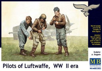 3202 - Pilots of Luftwaffe WWII