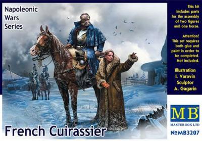 3207 - French Cuirassier Napoleonic Wars