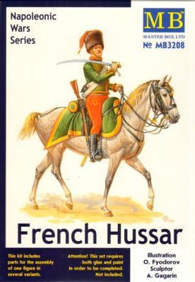 3208 - French Hussar Napoleonic Wars