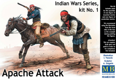 35188 - Indian Wars Series Apache Attack