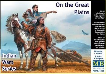 35189 - Indian Wars On the Great Plains