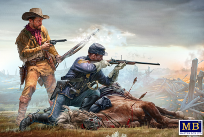 35191 - Indian Wars Series Final Stand