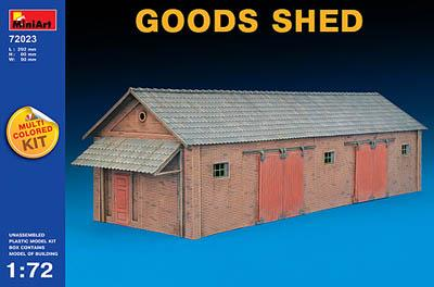 72023 - Goods Shed 1/72