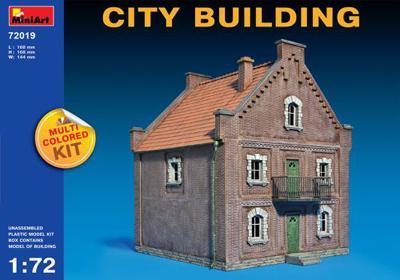 72019 - City Building 1/72