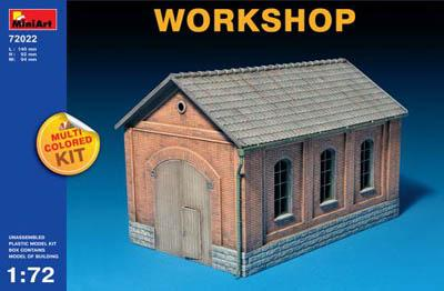 72022 - Workshop (European) 1/72