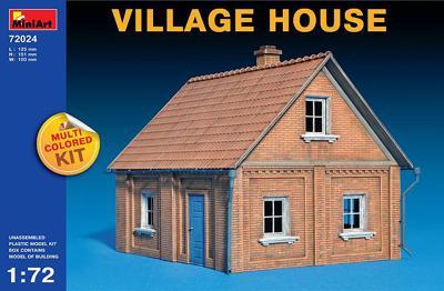 72024 - Village House 1/72