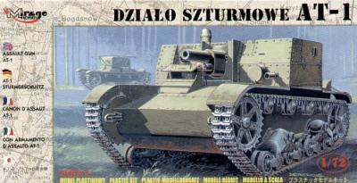 72605 - AT-1 Assault Gun 1/72