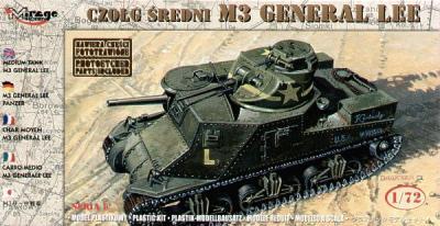 72801 - M3 Lee tank 1/72