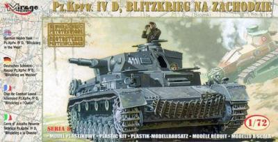 72854 - Pz.Kpfw.IVD 1/72