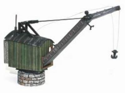 ML80134 - Steam crane 1/72