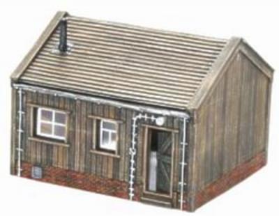 ML80136 - Guard house 1/72