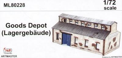 ML80228 - Goods depot 1/72