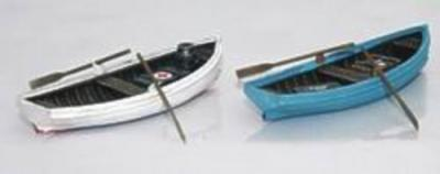 ML80283 - Rowing boats x 2 pcs (waterline hull) 1/72