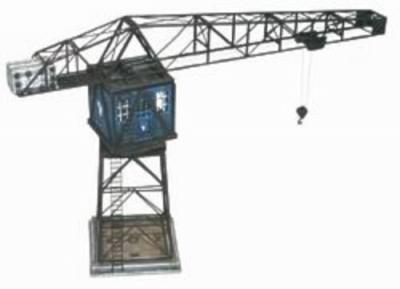 ML80286 - 2000kg Harbour Crane 1/72