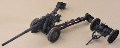 61601 - K18 105mm German Cannon 1/16