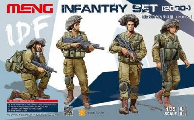 004 - IDF Infantry Set 2000