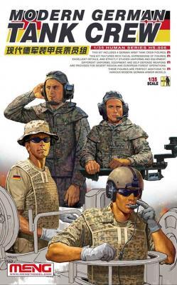 006 - Modern German Tank Crew