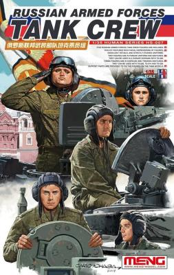 007 - Soviet Armed Forces Tank Crew