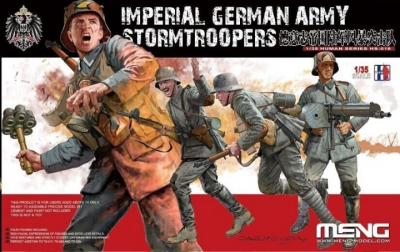 010 - Imperial German Stormtroopers