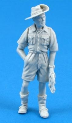 32031 - RAAF/Commonwealth Pilot Figure in Tropical Gear