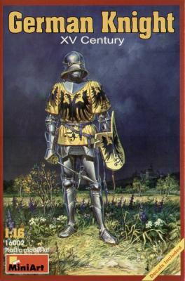 16002 - German Knight XV Century 1/16