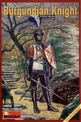 16003 - Burgundian Knight XV century 1/16